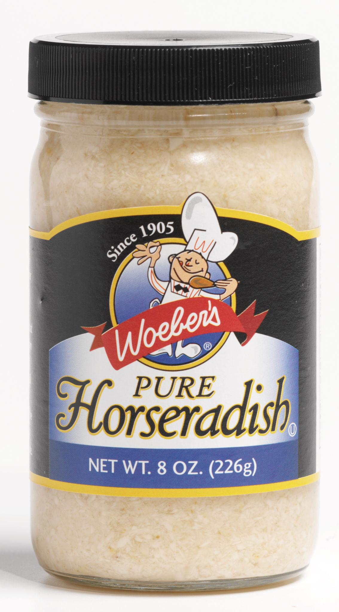 Woeber S Mustard Company Horseradish